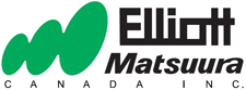 Elliott Matsuura Logo - Elliott Machinery Canada